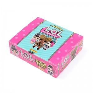 BOITE DE 144 TRADING CARDS - L.O.L. SURPRISE PANINI