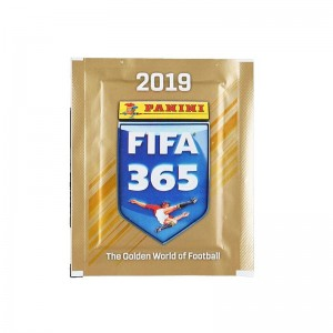 POCHETTE DE 5 STICKERS - FIFA 365 2019 PANINI