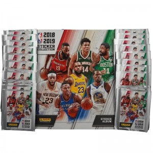 1 ALBUM+25 POCHETTES STICKERS - NBA 2018 PACK DECOUVERTE