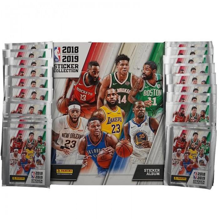 PACK DECOUVERTE - NBA 2019 PANINI