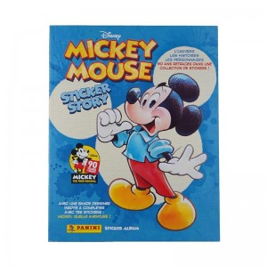 Album FR - MICKEY MOUSE 90 YEARS PANINI