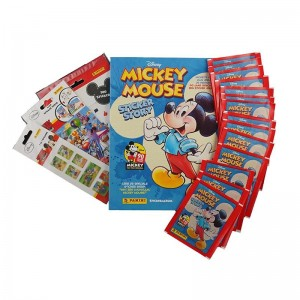 SPECIALE AANBIEDING BOY NL - MICKEY MOUSE 90 YEARS PANINI