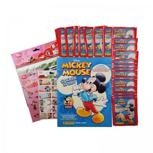 PACK DECOUVERTE FILLE FR - MICKEY MOUSE 90 YEARS PANINI