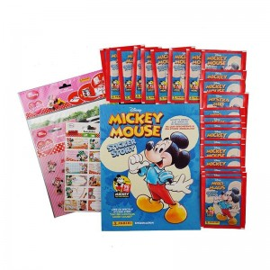 SPECIALE AANBIEDING GIRL NL - MICKEY MOUSE 90 YEARS PANINI