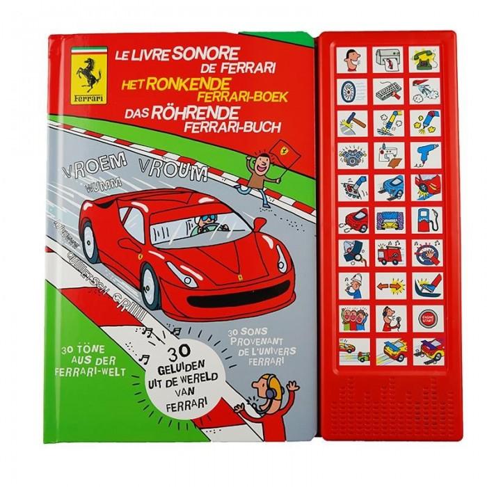 Le Livre Sonore De Ferrari Panini