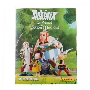 ALBUM ASTÉRIX LE SECRET DE LA POTION MAGIQUE - PANINI