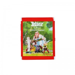 POCHETTE DE STICKERS -ASTERIX LE SECRET DE LA POTION MAGIQUE