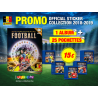 1 ALBUM + 125 STICKERS - PACK DECOUVERTE PRO LEAGUE 2019