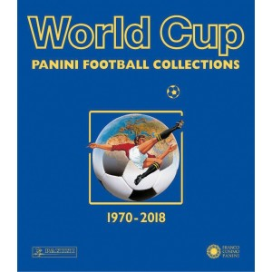 NIEUWE EDITIE - WORLD CUP 1970-2018 PANINI