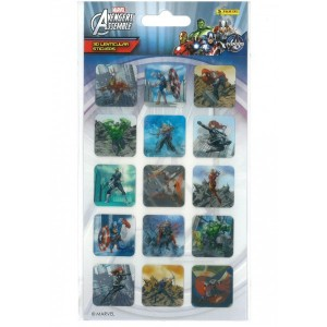 AVENGERS (ASSEMBLE 3D) - STICKER SHEET