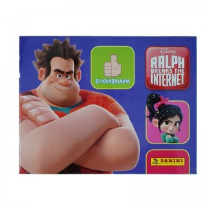 ALBUM NL - RALPH BREAKS THE INTERNET - PANINI