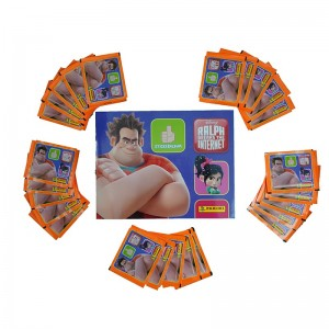 SPECIALE AANBIEDING NL - RALPH BREAKS THE INTERNET PANINI