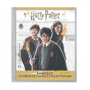 COLLECTOR FR TRADING CARDS - HARRY POTTER CONTACT PANINI