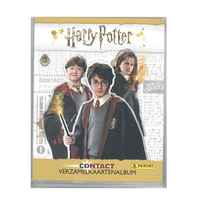 COLLECTOR NL TRADING CARDS - HARRY POTTER CONTACT PANINI