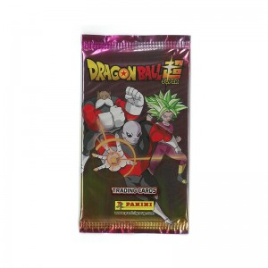 POCHETTE 5 TRADING CARDS - DRAGON BALL SUPER PANINI