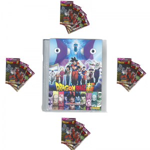 PACK DE LANCEMENT FR TRADING CARDS - DRAGON BALL SUPER