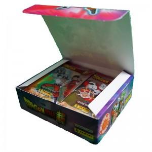 Boite 24 POCHETTES DE 5 TRAD CARDS - DRAGON BALL SUPER