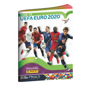ALBUM STICKERS- ROAD TO UEFA EURO 2020 PANINI