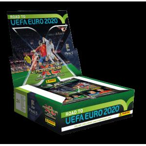BOITE DE 24 POCHETTES TCG ADRENALYN - ROAD TO UEFA EURO 2020