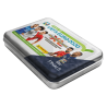 TIN BOX TCG ADRENALYN 30 TCG + 2 LIM.ED/10- ROAD TO UEFA EURO 2020 PANINI