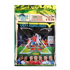 STARTER PACK TRADING CARDS - ROAD TO UEFA EURO 2020