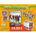 PACK DE LANCEMENT DE STICKERS - ROAD TO UEFA EURO 2020