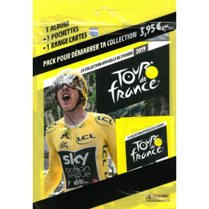 STARTER PACK TOUR DE FRANCE 2019 EN FRANçAIS