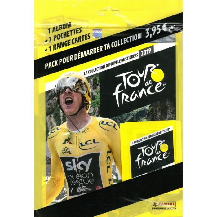 STARTER PACK TOUR DE FRANCE 2019 EN FRANçAIS