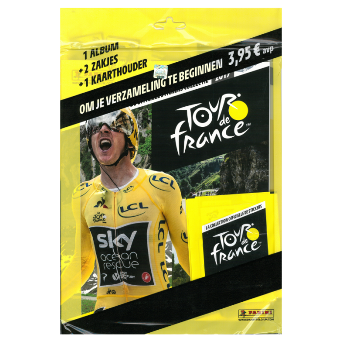 STARTER PACK TOUR DE FRANCE 2019 IN HET NEDERLANDS