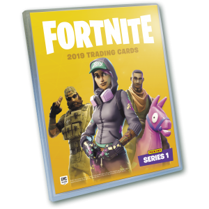 COLLECTOR TRADING CARDS - FORTNITE SERIES 1 PANINI