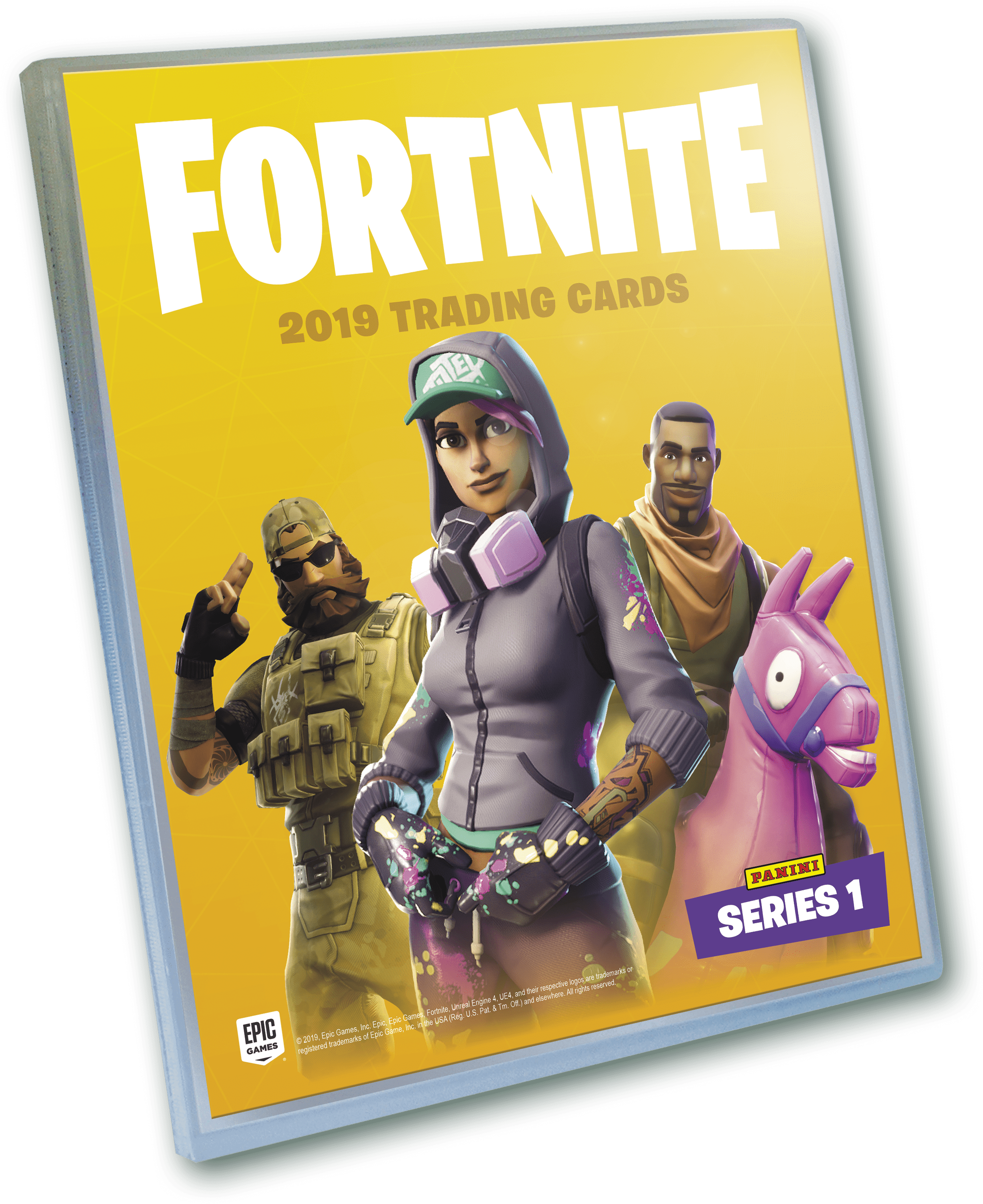 Panini 2019 Fortnite Series 1 Trading Card Blaster Box