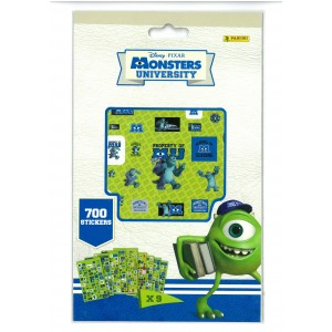 MONSTERS UNIVERSITY (700 STICKERS) - STICKER SHEET