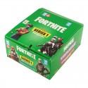 BOÎTE 240 TRADING CARDS+24 BONUS- FORTNITE SERIES 1 PANINI