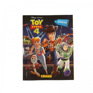 ALBUM TOY STORY 4 IN HET NEDERLANDS - PANINI