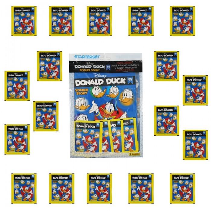 Speciale Aanbieding Nl Donald Duck 85 Jaar Panini