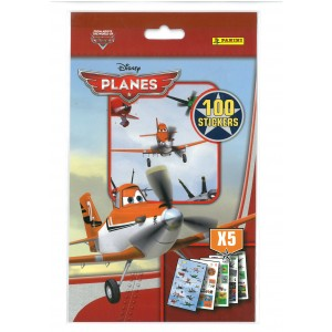 PLANES (100 STICKERS) - STICKER SHEET