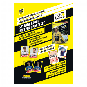 UPDATE SET TOUR DE FRANCE 2019 - PANINI