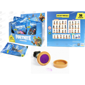 FIGURINE CACHET FORTNITE/ 24