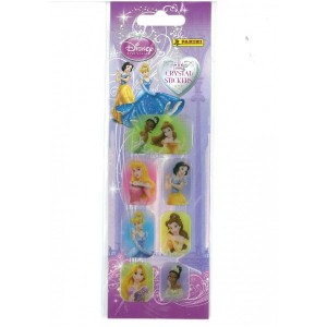 PRINCESS (CRYSTAL STICKERS MINI) - STICKER SHEET