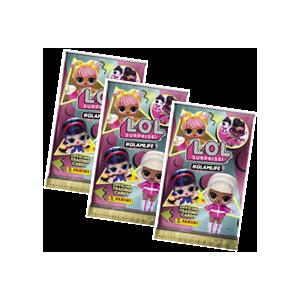ZAKJE VAN 6 TRADING CARDS - L.O.L. SURPRISE 2 GLAMLIFE
