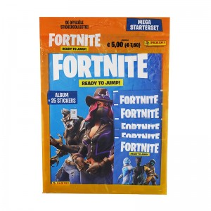STARTER PACK NL 1 AL+ 25 ST - FORTNITE SERIES 1 PANINI