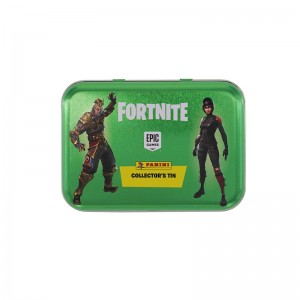 TIN BOX DE 24 TRADING CARDS - FORTNITE SERIES 1 PANINI