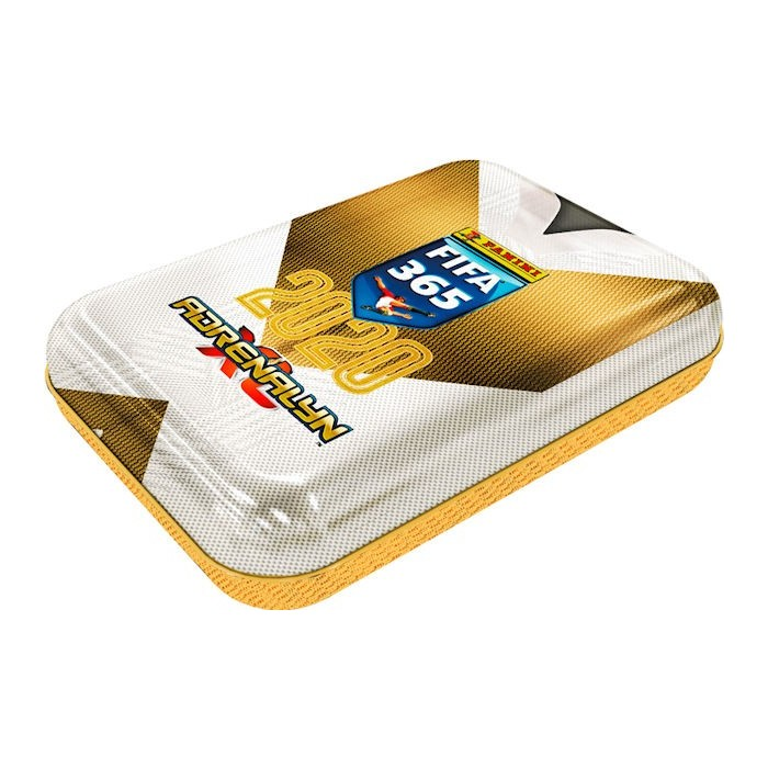 TIN BOX DE TCG ADRENALYN - FIFA 365 2020 PANINI