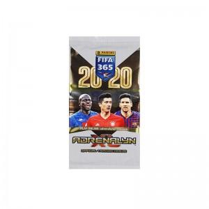 POCHETTE DE 6 TRADING CARDS ADRENALYN - FIFA 365 2020 PANINI