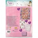 VIOLETTA (STICKERS PACK) - STICKER SHEET