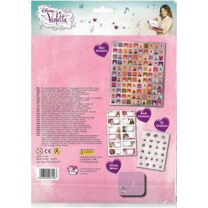 VIOLETTA (STICKERS PACK) -...