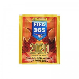 POCHETTE 5 STICKERS - FIFA...