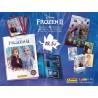 1 starter pack FR+ 18 pochettes - PACK LANCEMENT REINE DES NEIGES 2 PANINI