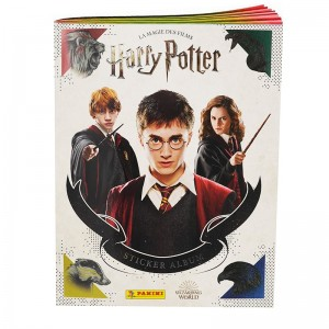 ALBUM FR HARRY POTTER MAGIE...