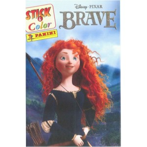 BRAVE - ALBUM STICK-COLOR